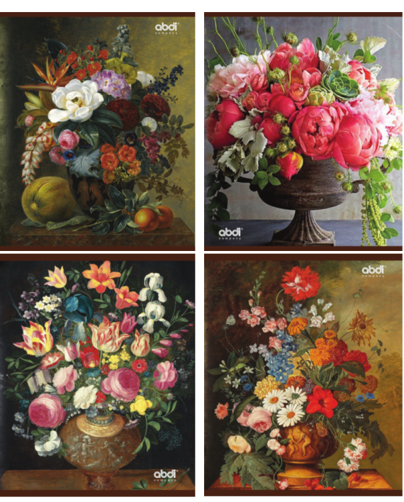 bouquets-in-vases-48l