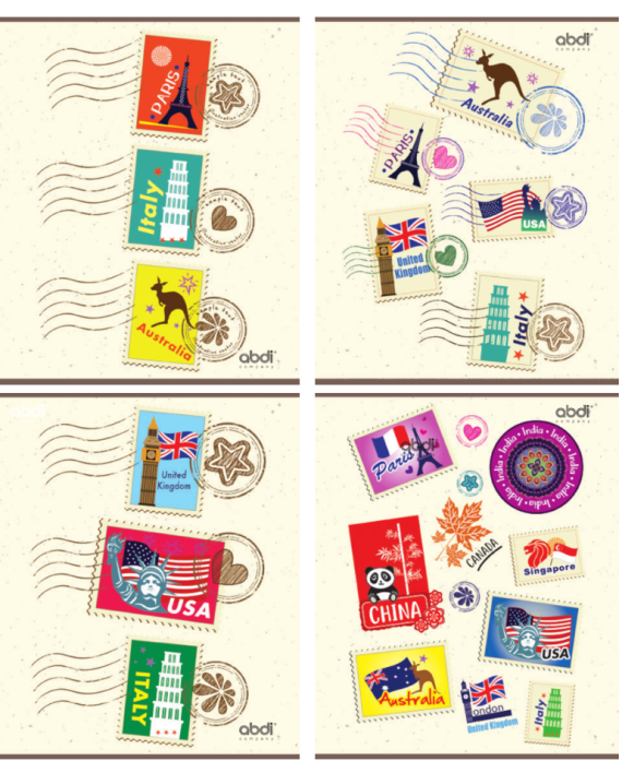 stamps-48l