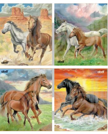 watercolor-horse