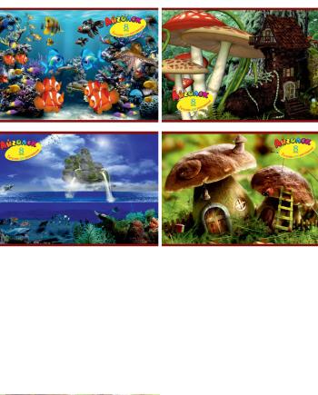 Альбом для рисования 8 листов Сказочные миры